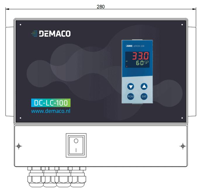 Level controller Level sensor