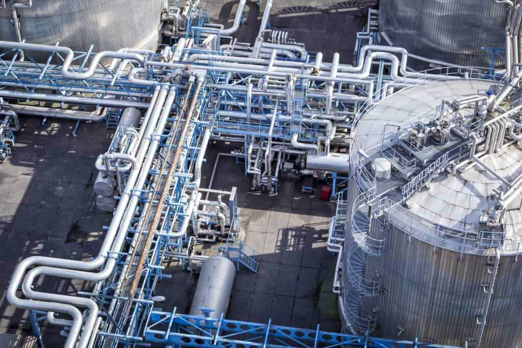 LNG-Industrie