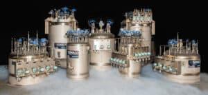 Cryogene vloeistoffen